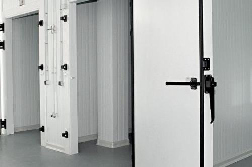 Camerele frigorifice modulare 10