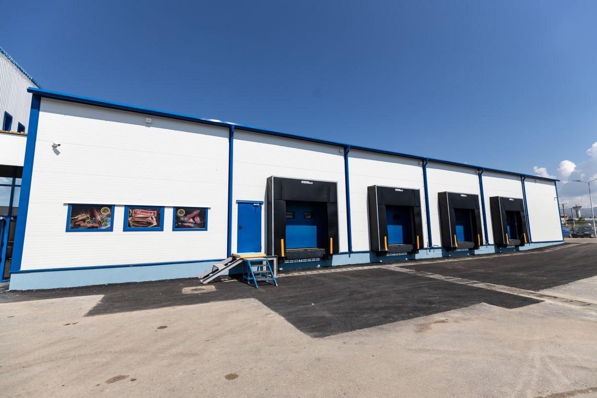 Fabrica prelucrare a carnii Gheorgheni
